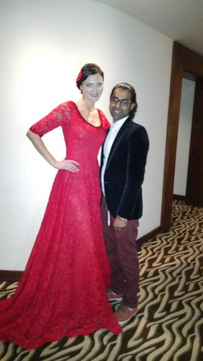 Behind Dubai S Daringly Detailed Dresses Interview With Fashion Designer Ahmed Yousaf European Bugle